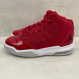 Jordan Max Aura GS in Gym Red NEW W/Out Tags 4.5Y